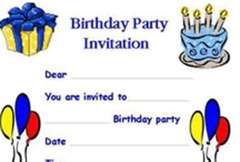 Write an essay about your birthday party